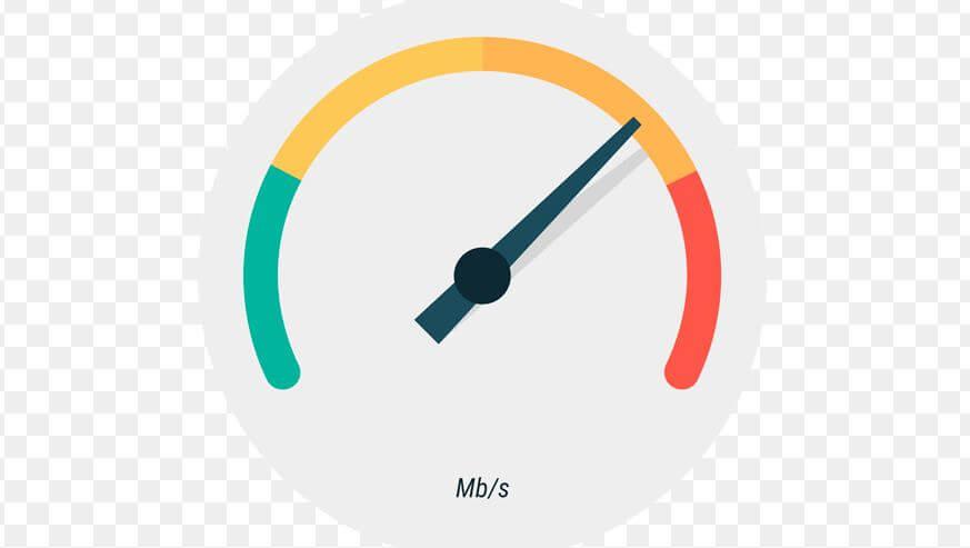 medir velocidad etb
